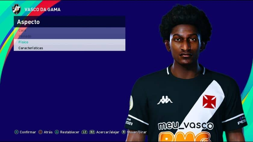 eFootball PES 2021 / Talles Magno and Kaio Magno Faces
