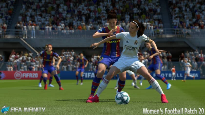 FIFA 20 / Women's Football Patch 20