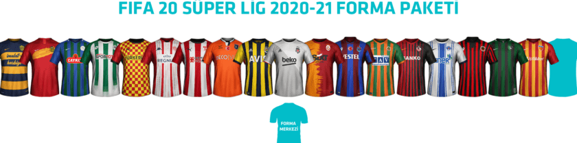 FIFA 20 / Комплект формы Super League