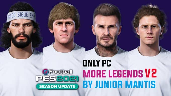 eFootball PES 2021 / More Legends PC V2
