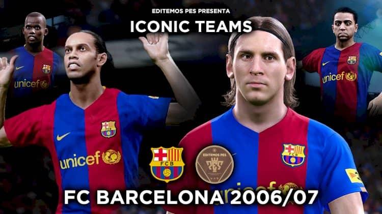 eFootball PES 2021 / FC Barcelona 2006/07