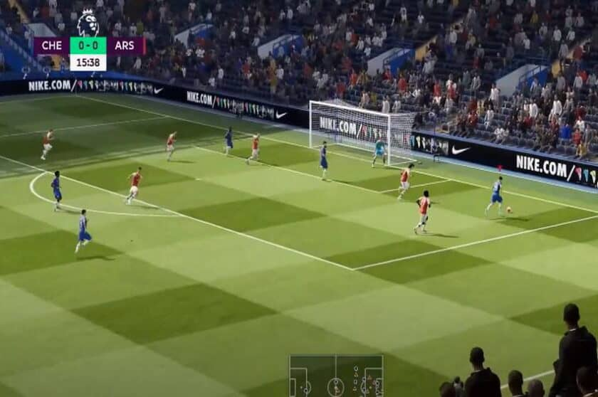 FIFA 20 / Реалистичный газон v1.0