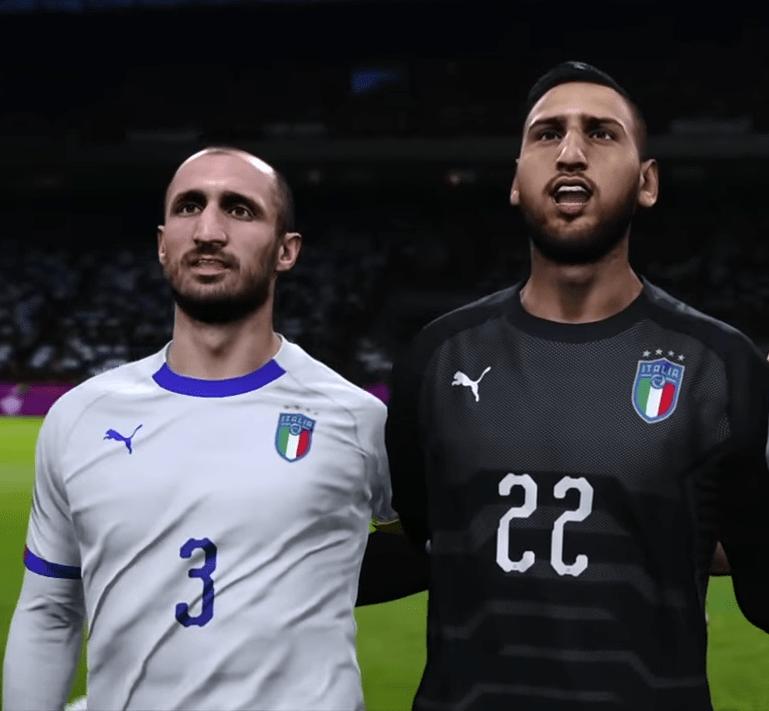 eFootball PES 2021 / Национальные гимны
