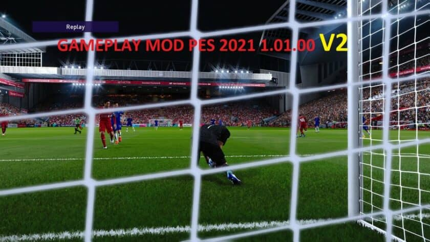 eFootball PES 2021 / Gameplay Mod 1.1.0.0 V2