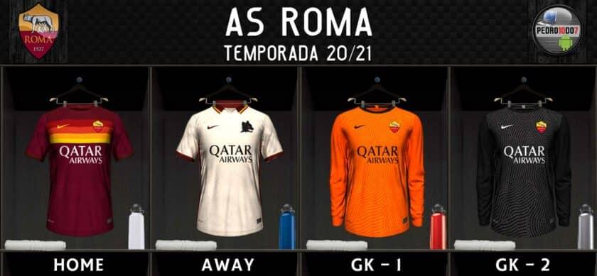 FIFA 20 / Kit As Roma 2020-21