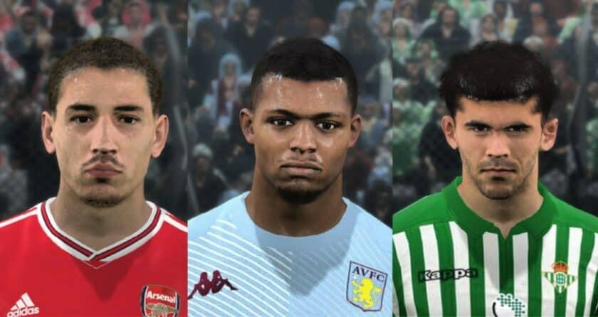 eFootball PES 2021 / New Faces 2021 vol.1