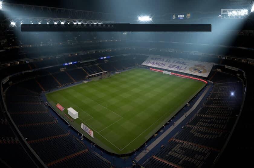 FIFA 21 / No Crowd Mod