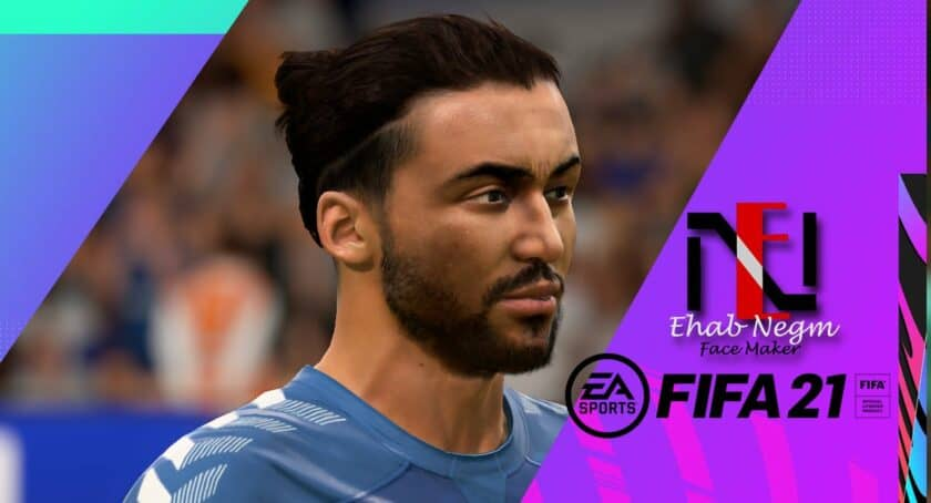 FIFA 21 / Dominic Calvert-Lewin Face