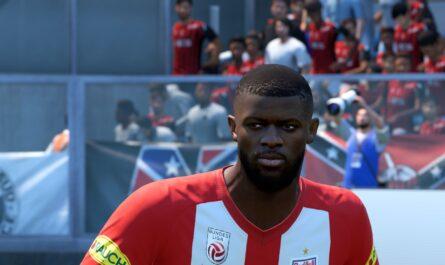 FIFA 21 / Jerome Onguene Face