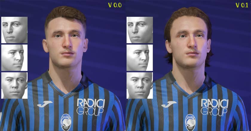 FIFA 21 / Aleksey Miranchuk by GnK v0.1