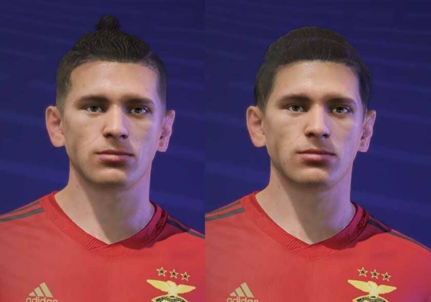 FIFA 21 / Darwin Nunez Face