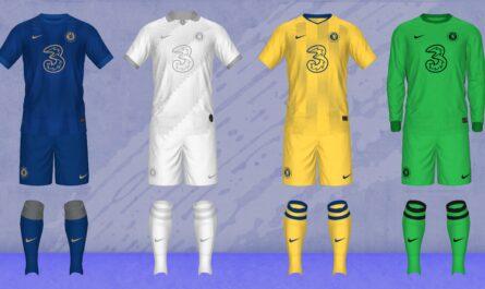 FIFA 21 / Chelsea Fantasy Kits