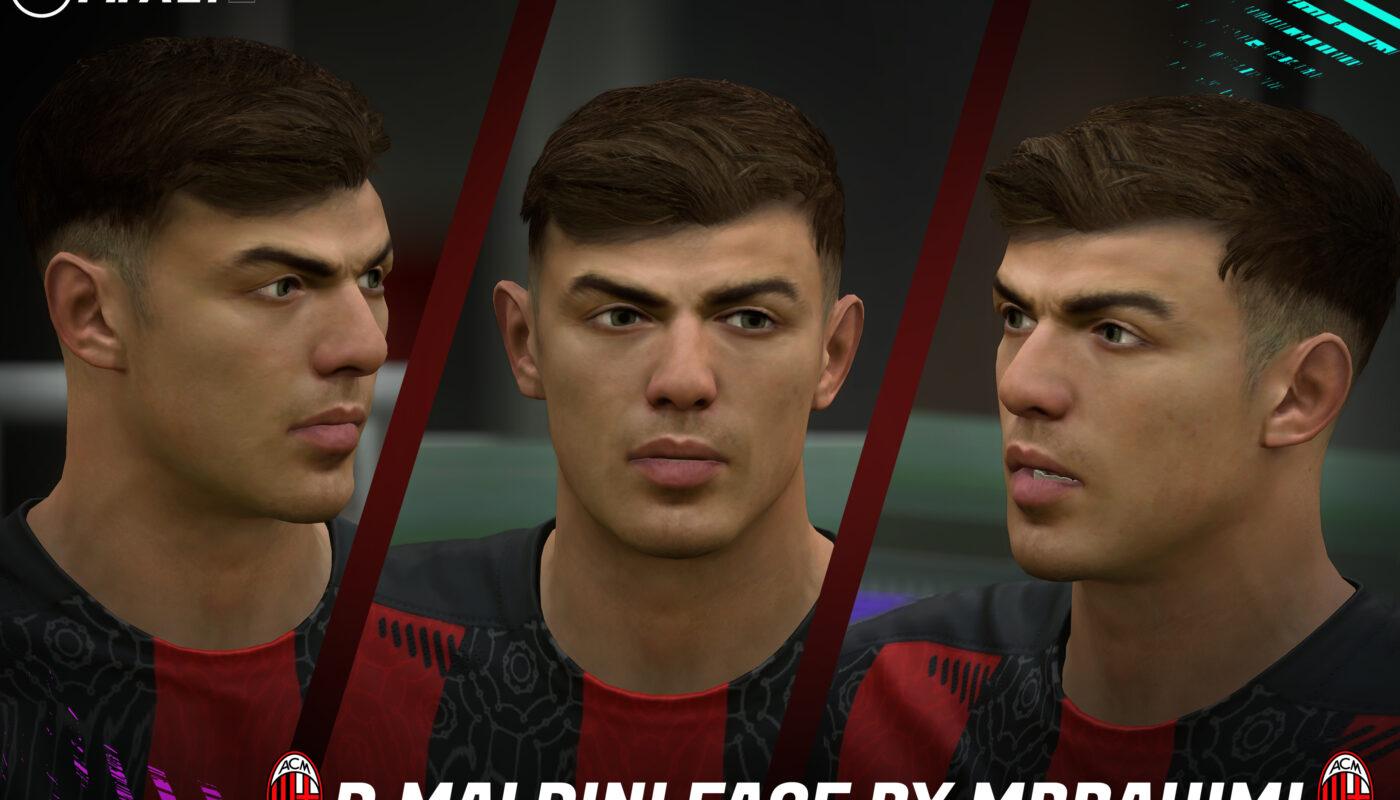 FIFA 21 / D. Maldini Face