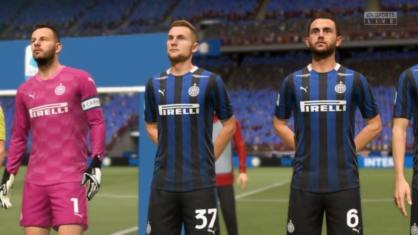 FIFA 21 / Inter Fantasy Kits
