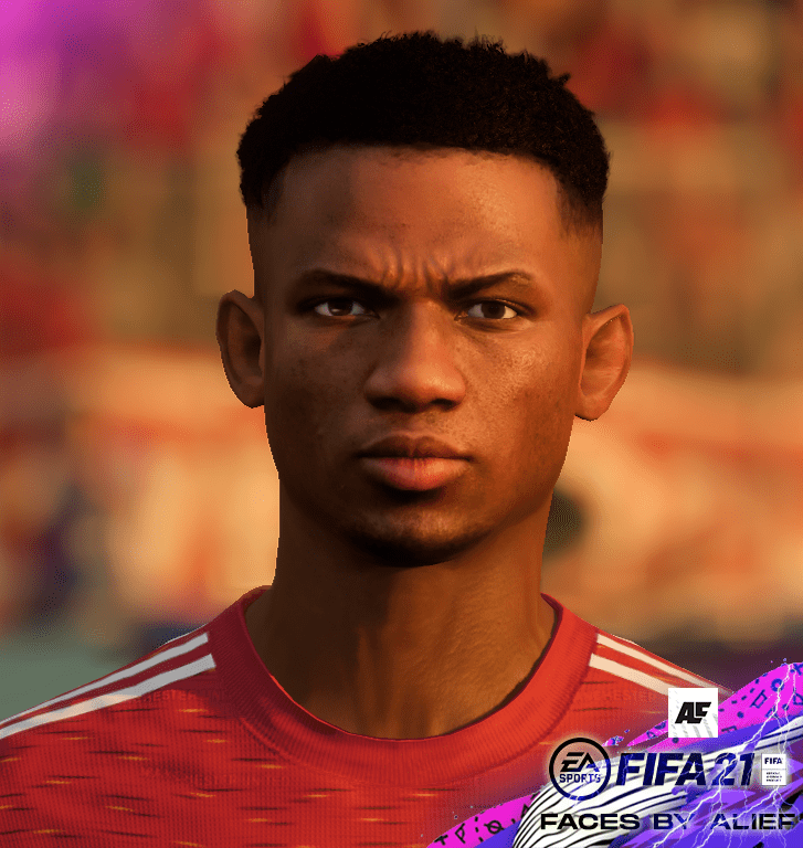 FIFA 21 / Facepack by Alief